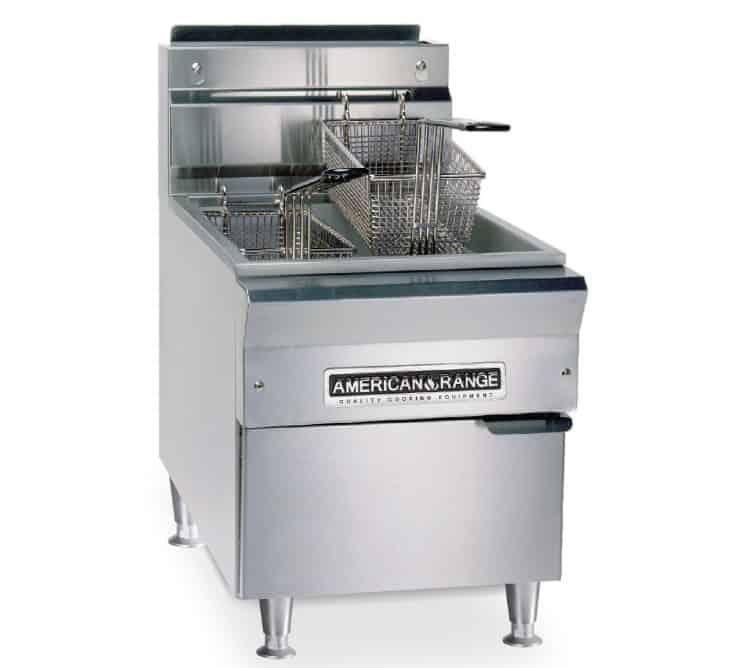 American Range Countertop Fryers