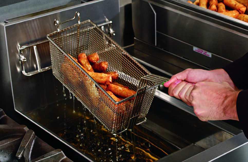 Best American Range Fryer