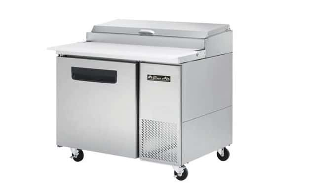 Blue Air Refrigerated Commercial Pizza Prep Table