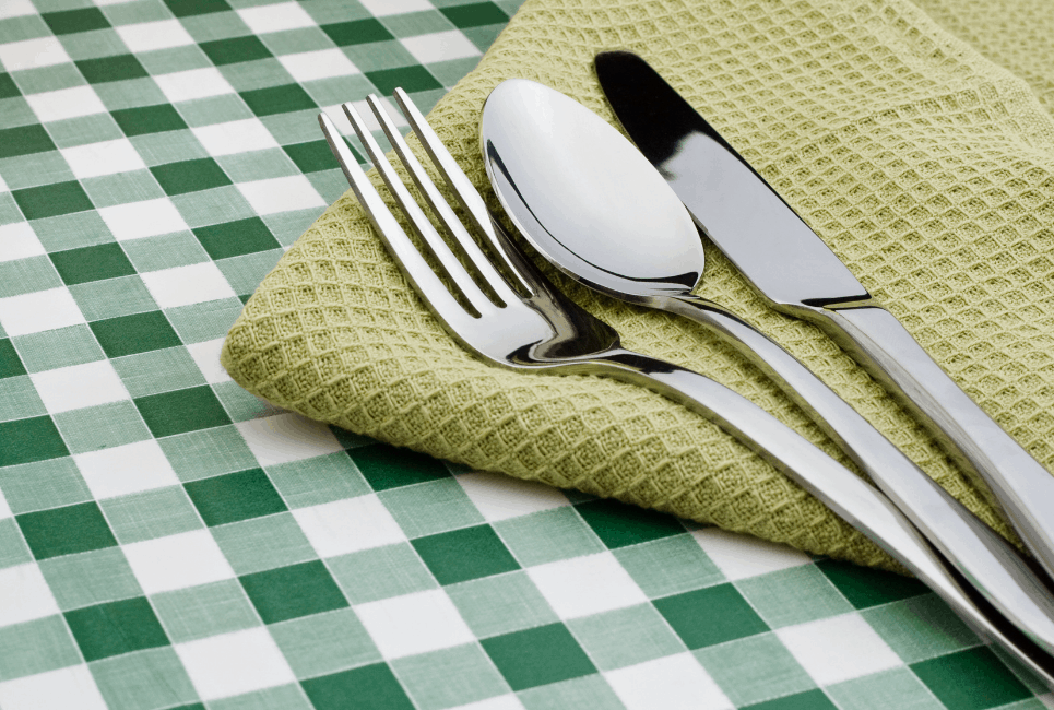 Commercial Flatware and Serveware