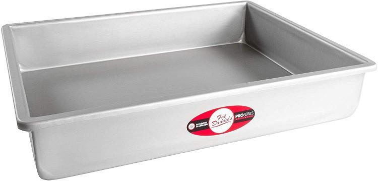 Fat Daddio's Anodized Aluminum Pan