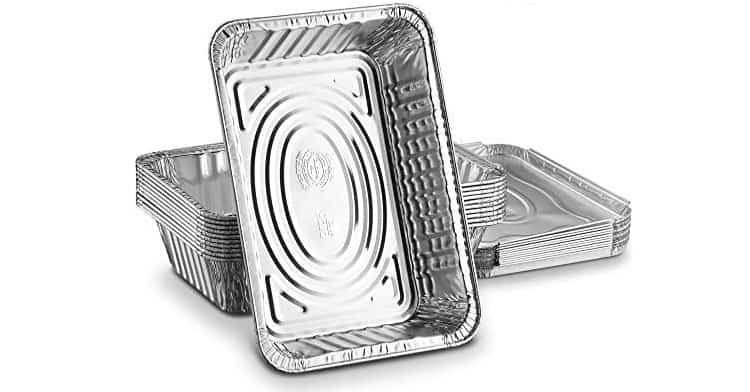 Propack Disposable Aluminum Foil Pans