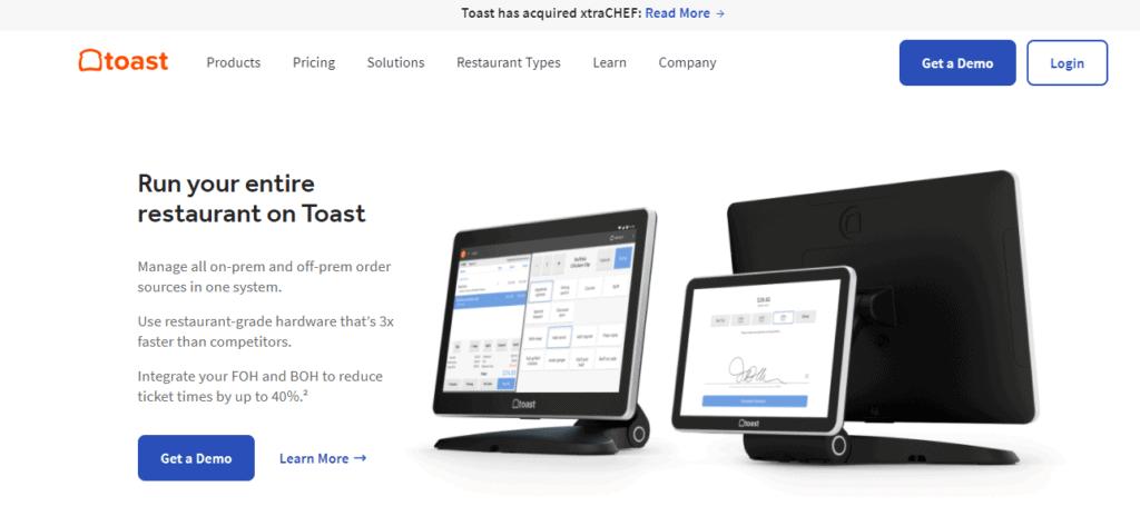 Toast Tab