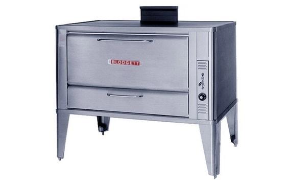 Blodgett Double Deck Gas Pizza Oven 966