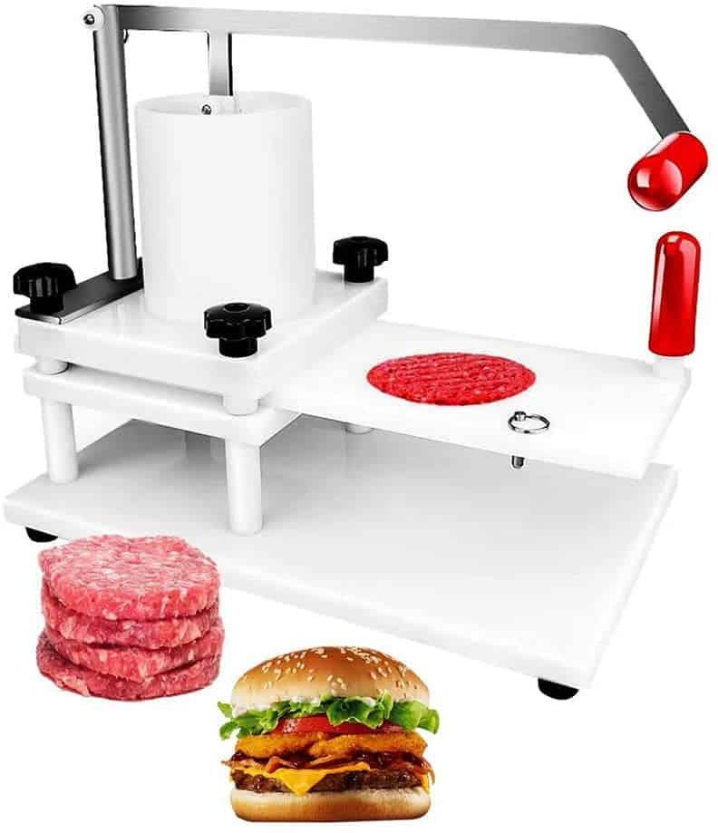Cabinahome Burger Press