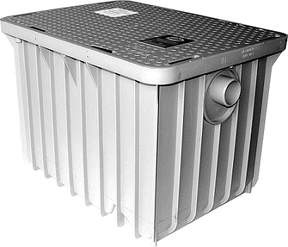 Canplas Thermoplastic Grease Interceptor