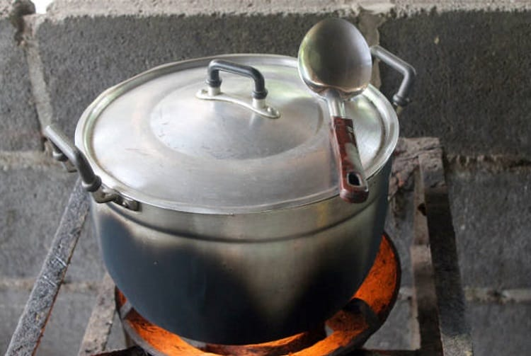 Carbon Steel Cooking Pots
