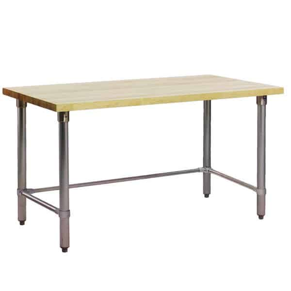 Eagle Group Wood Top Table1