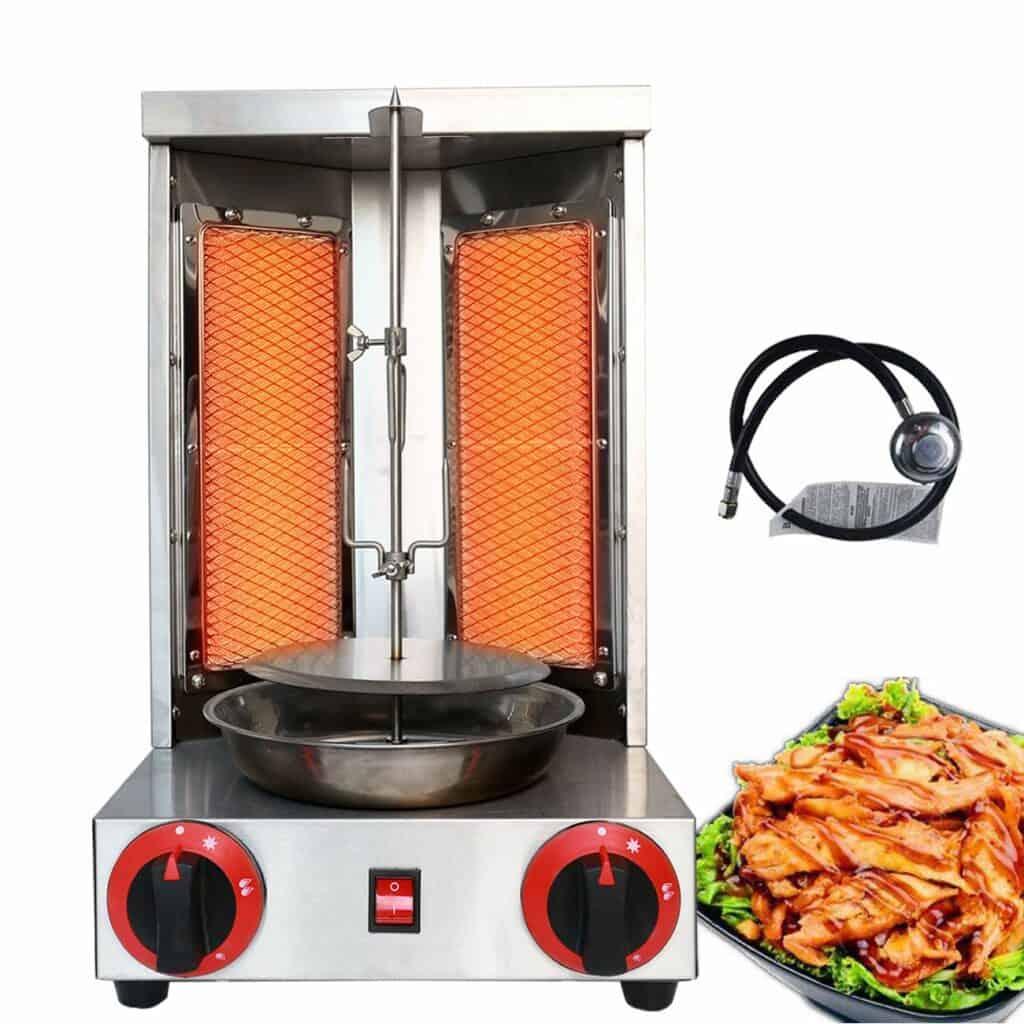 Li Bai Doner Kebab Shwarma Gyro Machine