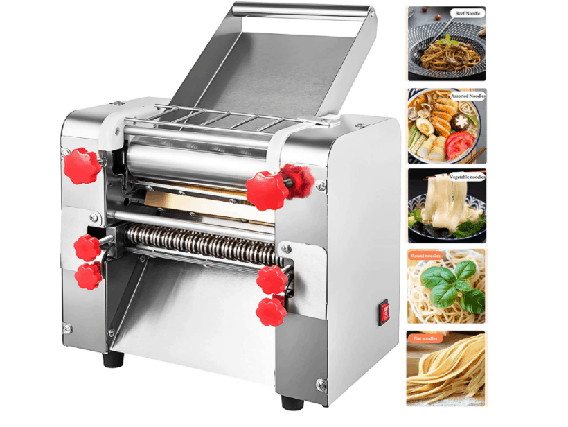 Minneer Electric Commercial Pasta Maker Machine