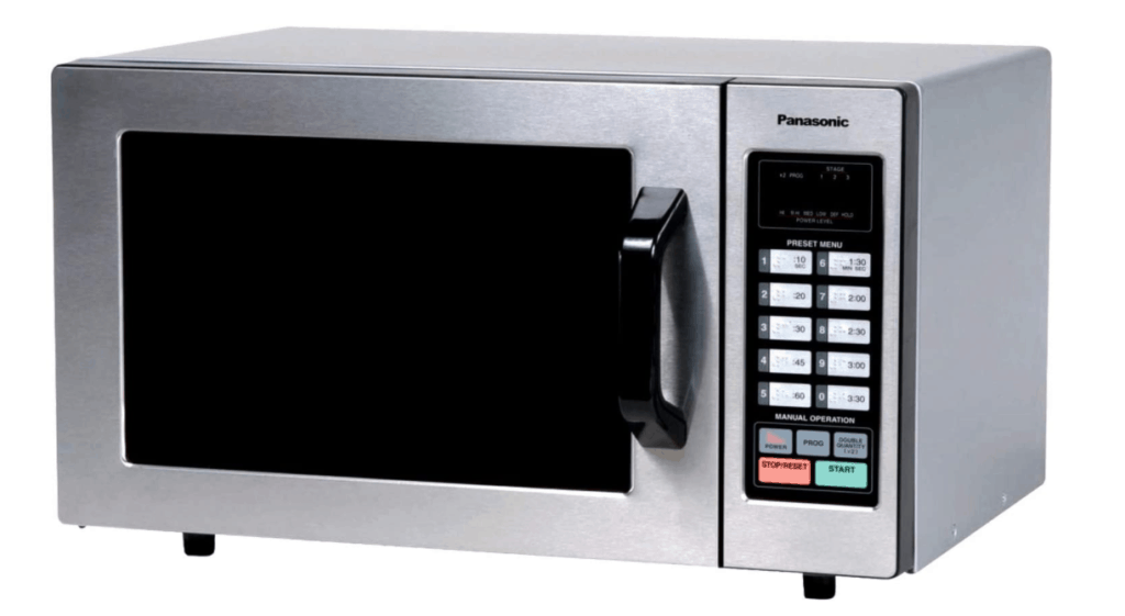 Panasonic Countertop Commercial Microwave Oven NE-1054F