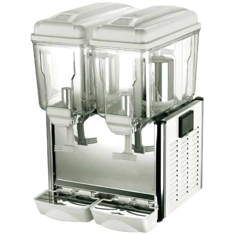 Polar CF761 2 x 12 Ltr Double Chilled Juice Dispenser