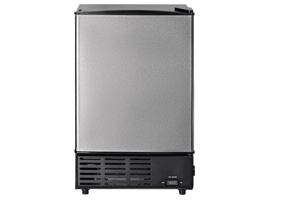 Smad Under-Counter Built-In Commercial Ice Maker with Freezer