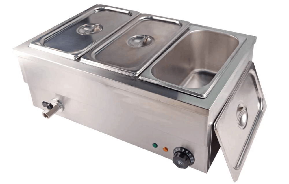 TAIMIKO Commercial Electric Food Warmer