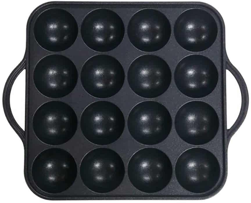 UPIT 16-Holes Takoyaki Maker Pan