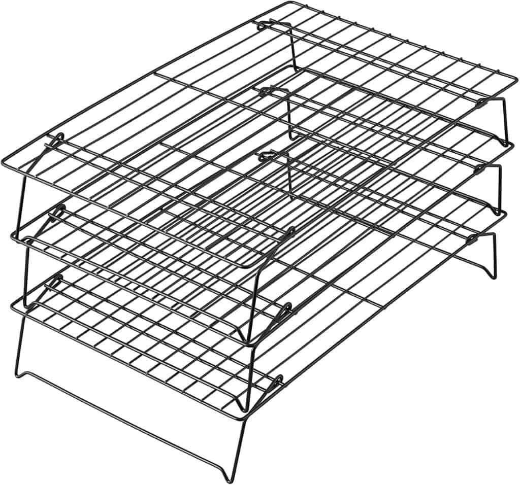 Best Commercial Baking Rack: Wilton Excelle Elite 3-Tier Cooling Rack