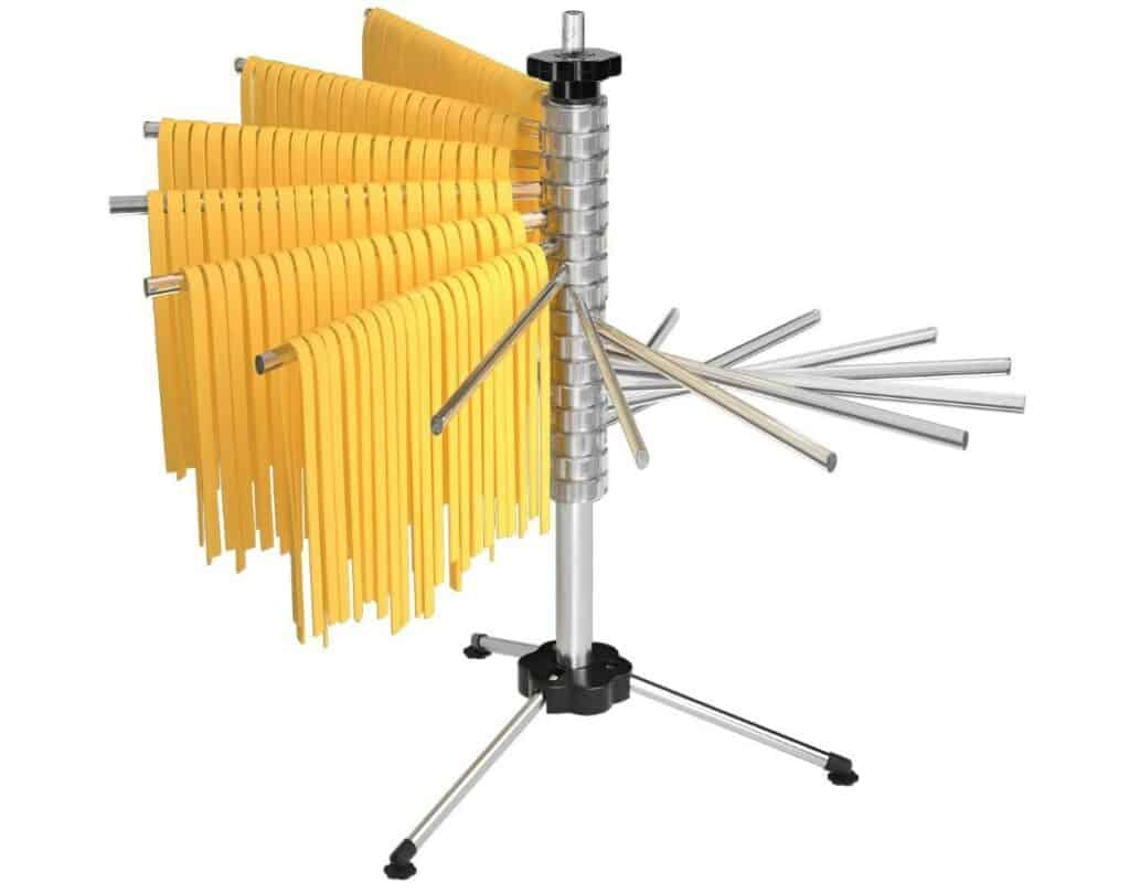 X Home Collapsible Pasta Drying Rack