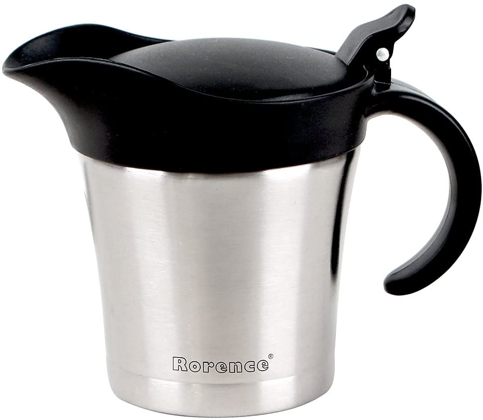 rorence stainless steel gravy boat