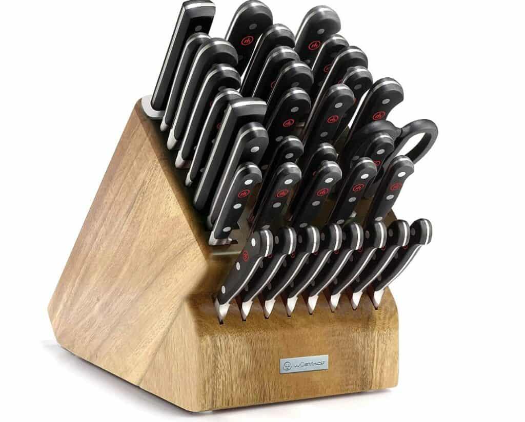 36 Knives Set