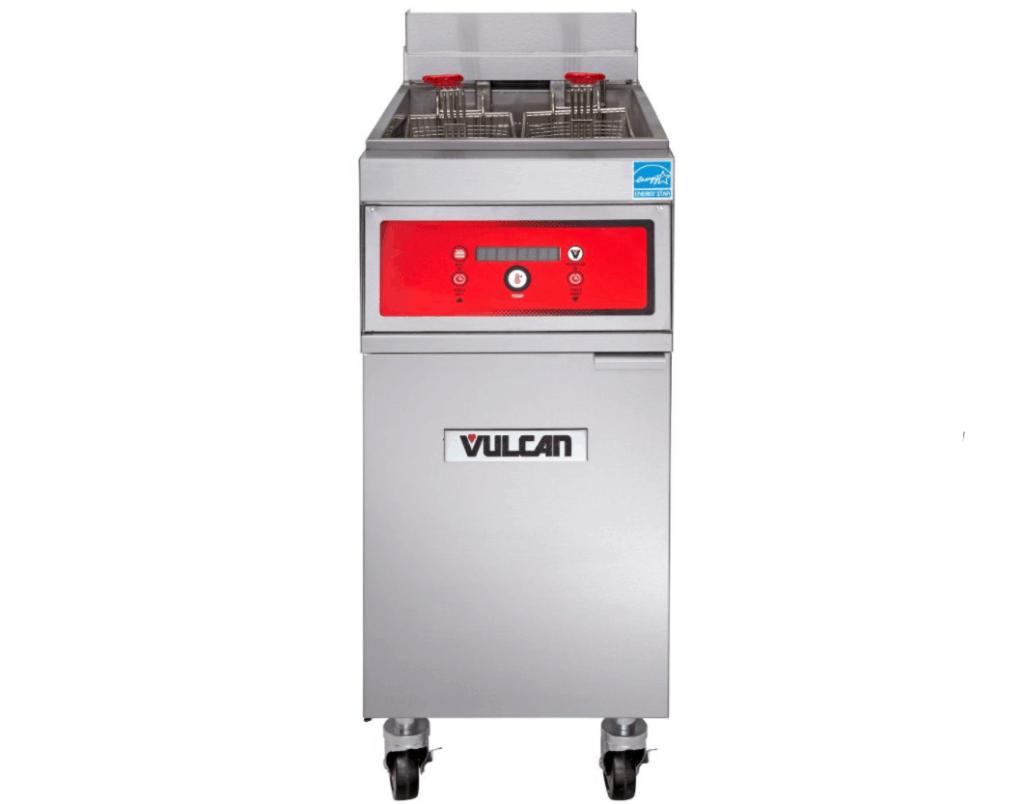 85LB ER SERIES Electric Freestanding Fryer