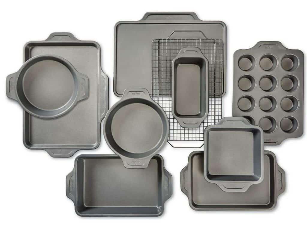 All-Clad Pro-Release 10 piece Bakeware Set