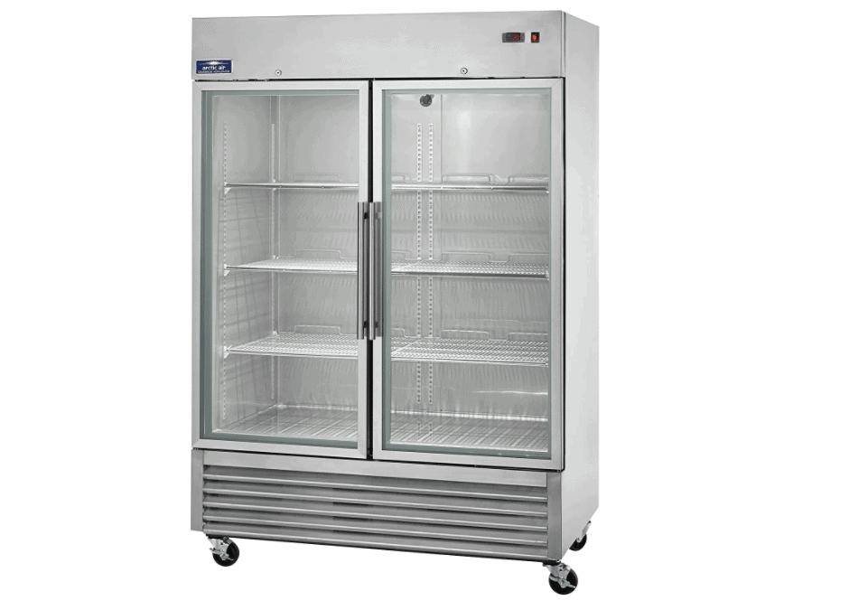 Arctic Air 2 Door Commercial Refrigerator