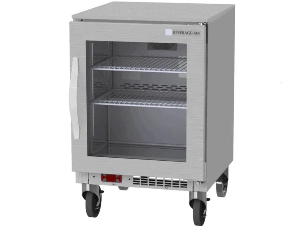 Beverage-Air Undercounter Ice Cream Freezer