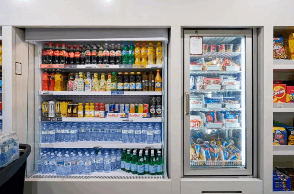 Display Commerical Freezer