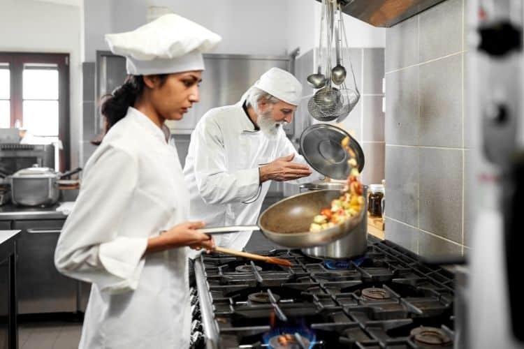 Executive Sous Chef Tools
