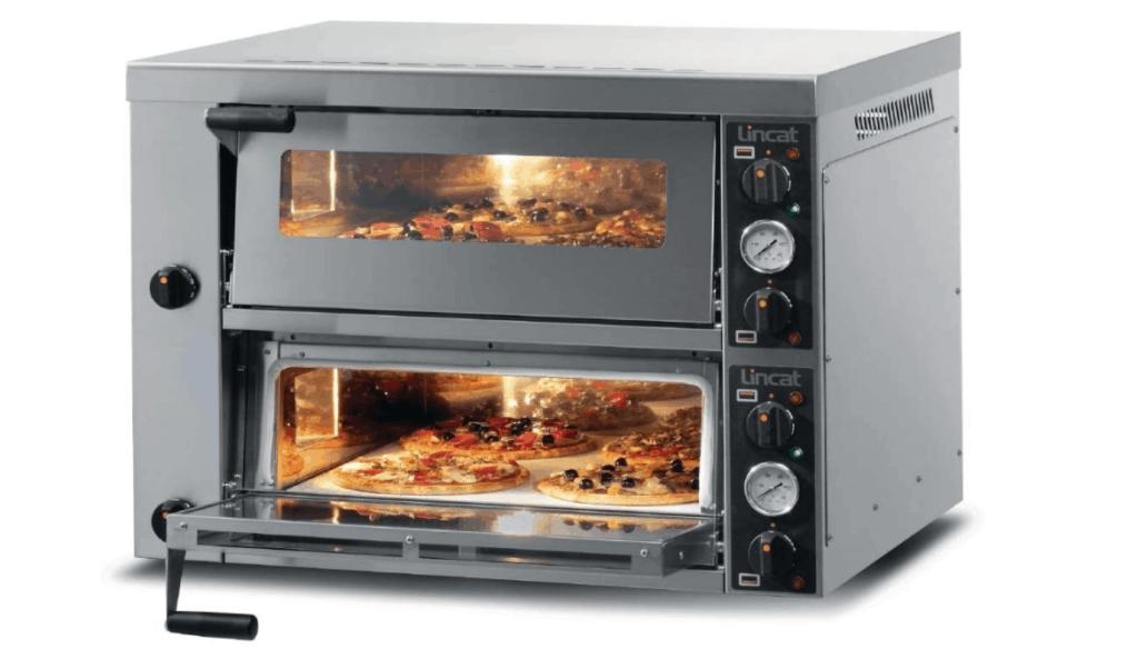 Lincat Premium Range Double Deck Pizza Oven