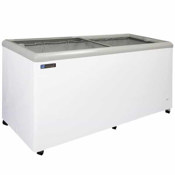 Master-Bilt 71 Flat Top Display Freezer