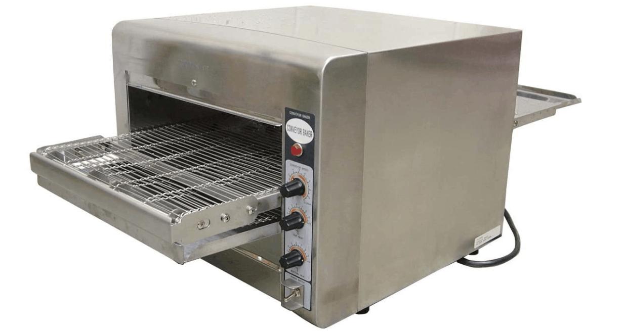 Omcan 11387 Conveyor Commercial Pizza Oven