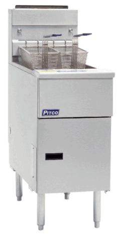 PITCO frialator SG18