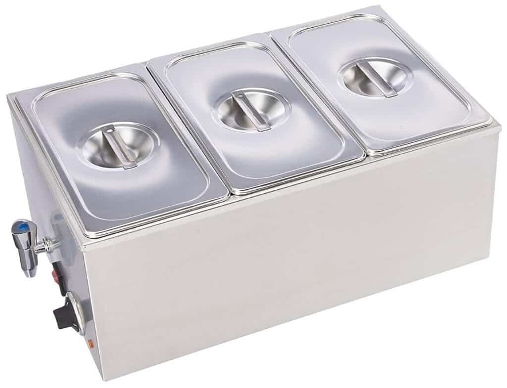 SYBO Commercial Grade Food Warmer