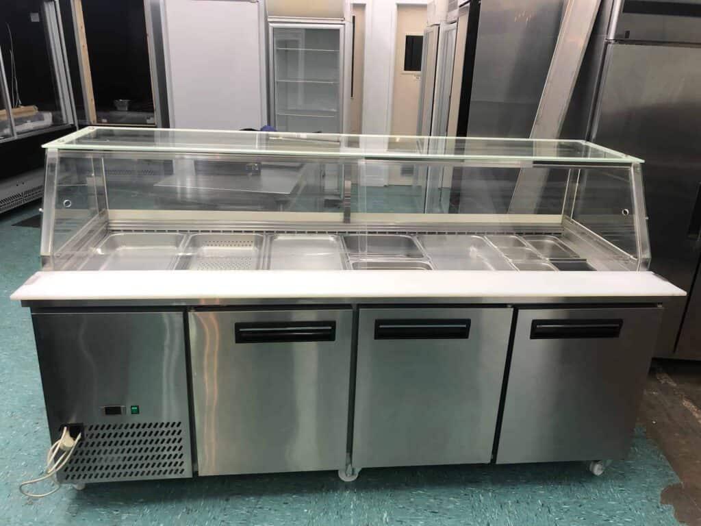 Salad Bar Refrigerator