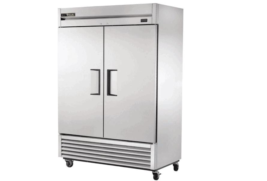 True 2 Door 1388L Cabinet Freezer T-49F-HC