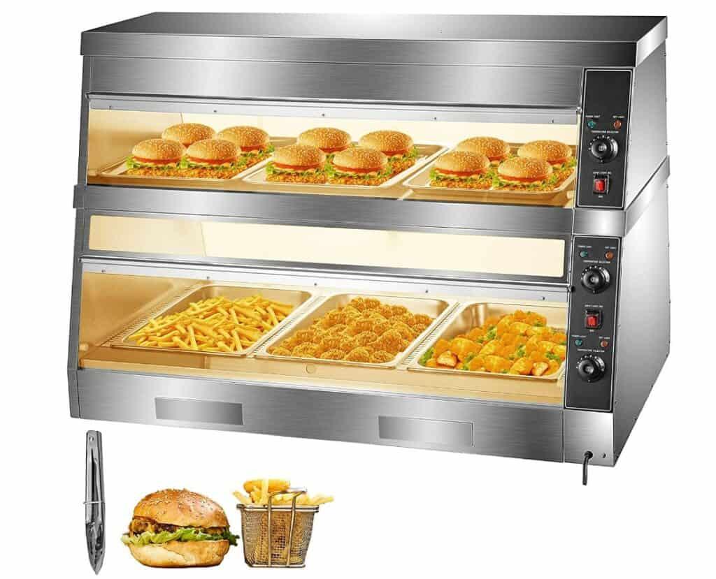 Vevor Commercial Warming Cabinet