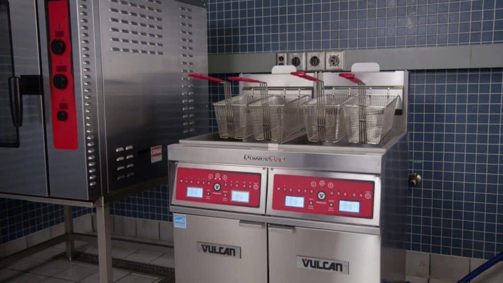 Vulcan Fryer Parts Guide