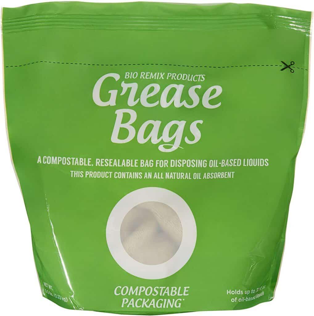 bio remix grease bag