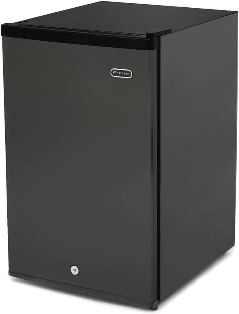 whynter freezer