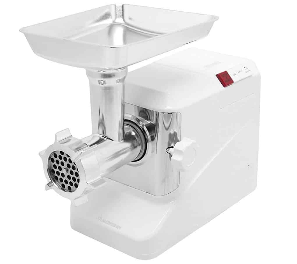 Commercial Mincer, Butchers Meat Grinder, Stainless Steel Meat Chopper, Heavy Duty Grinding Meat Machine