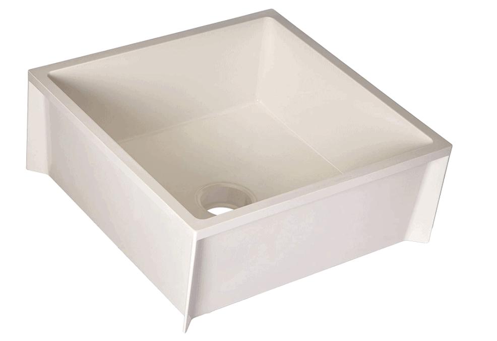 Mustee 63M Durastone Material Mop Sink