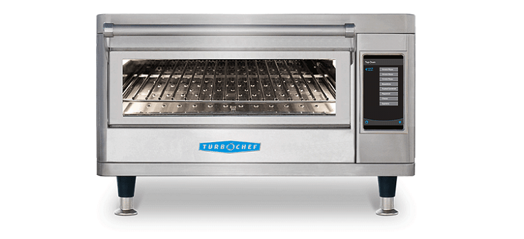 Ventless High-Speed Impingement Oven Single Batch