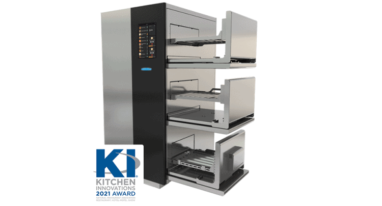 Ventless Automation Oven