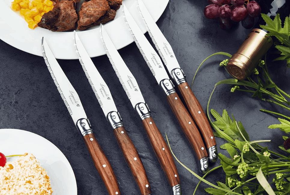 Laquiole Steak Knives Review